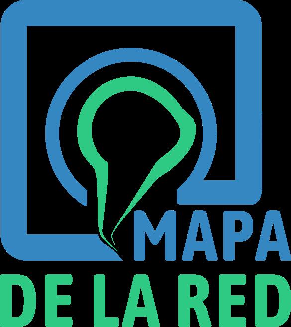 Mapa de la Red de Radios Comunitarias y Software Libre